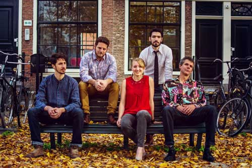 Sietske & Band / Photo: Annelies-van-Hoek