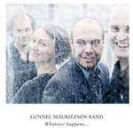 CD Cover: Gunnel Mauritzson