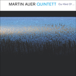 CD Cover: Martin Auer Quintett